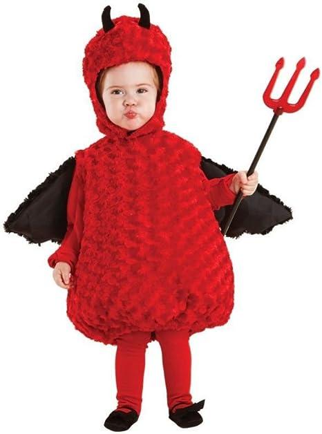 Belly Teufel para niños con diseño de Halloween de carnaval de ...
