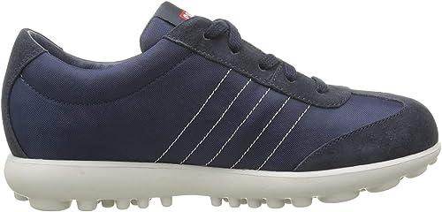Camper Pelotas Step, Zapatillas baja para Mujer, Azul (Blue 032 ...
