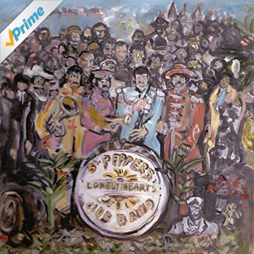 Amazon Com Sgt Pepper S Lonely Hearts Club Band D E S