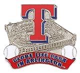 Texas Rangers Globe Life Park In Arlington Pin
