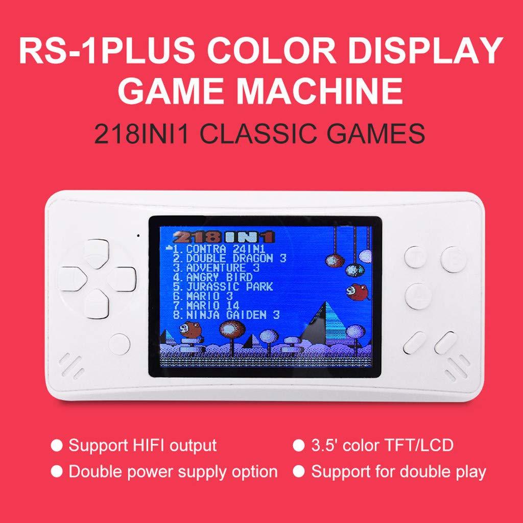 Amazon.com: BONJIU RS-1Plus Portable Handheld Mini Video ...