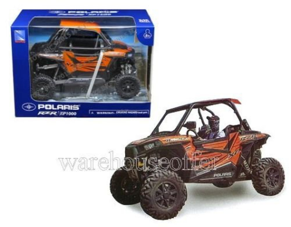 NewRay 57823S 1 18 Polaris RZR Xp1000 Diecast Vehicle