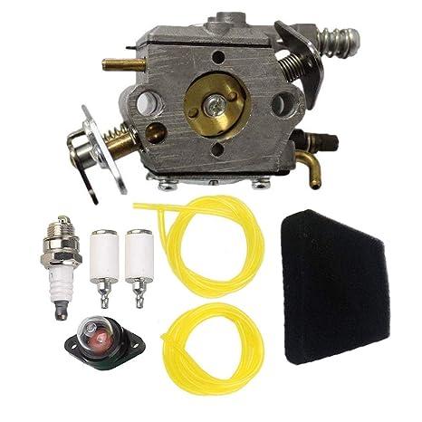 Amazon Com Replace 545081885 Carburetor Primer Bulb Spark Plug Air