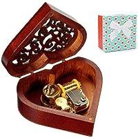 Cuzit - Caja de música de madera