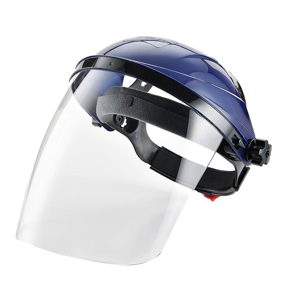 Clair de sécurité Masque Shield Sécurité Protection des yeux Face Cover Visière Tong Yue