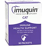 Nutramax Laboratories Imuquin Immune Health Supplement for Kittens 6 Weeks and Older and Adult Cats