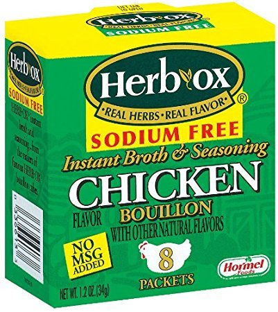 Herb Ox Chicken Bouillon - 6