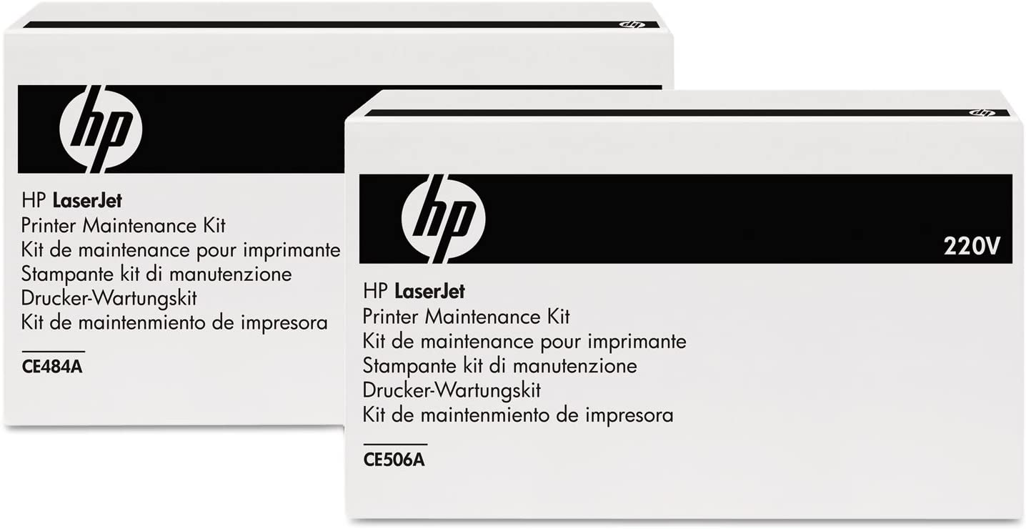Amazon.com: HP D7H14A D7h14a Transfer and Roller Kit: Office ...