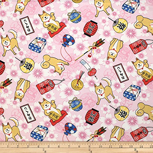 Trans-Pacific Textiles Asian Hachiko Year of The Dog for sale  Delivered anywhere in USA