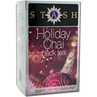 Stash Holiday Chai Tea 18ct