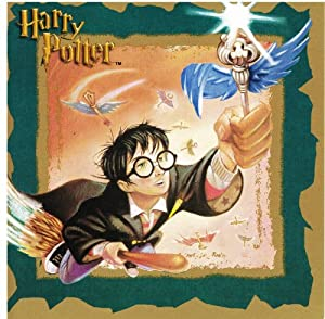 Amazon.com : Harry Potter Christmas Card Imported from England ...