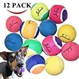 Jalousie 12 Pack Puppy Dog Ball Toy Set Review and Comparison