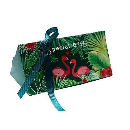 JUN - 36 cajas de regalo para boda, cumpleaños, caramelos ...
