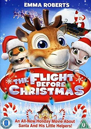 The Flight Before Christmas.The Flight Before Christmas Dvd Amazon Co Uk Emma