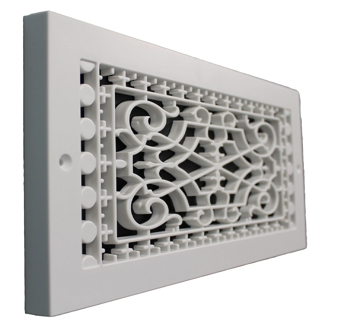 SMI Ventilation Products VBB614 Cold Air Return - 6 x 14 Victorian Style Base Board
