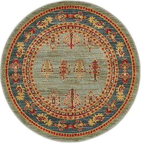 round area rugs 3 feet - 8