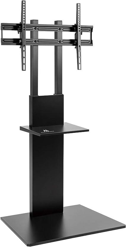 Maclean MC-865 - Soporte de pie para televisor con Estante 37-70