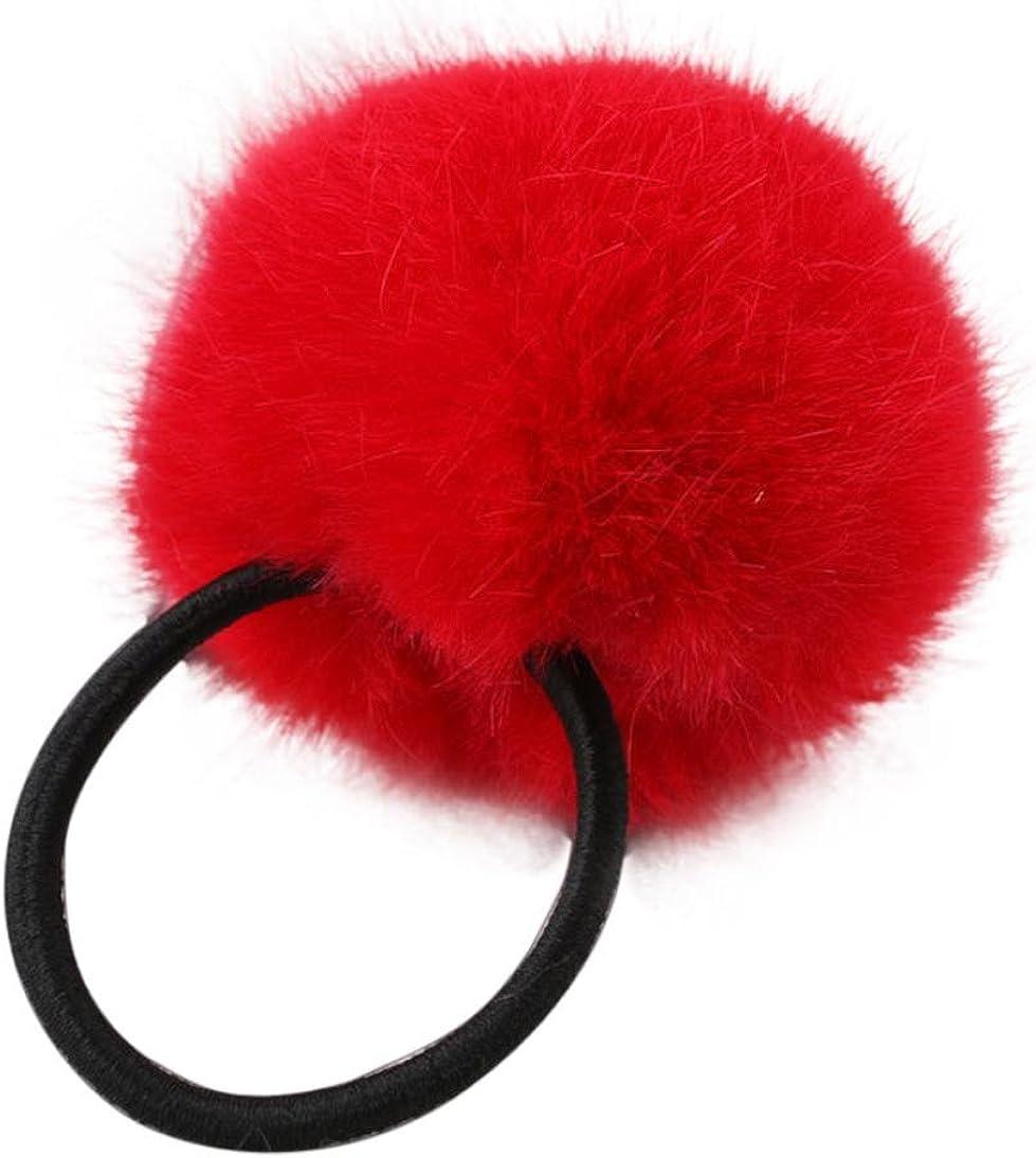 Dreamyth Fluffy Hair Band...
