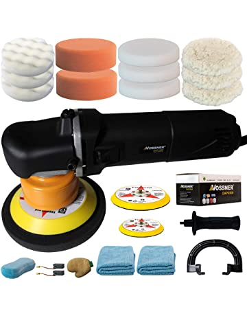SPTA 700W 25mm 50mm 80mm Mini Machine /à polir polisseuse rectifieuse set /& set d/'/éponges de polissage 29 pi/èces pour machine /à polir