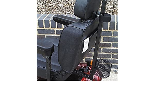 Soporte para bastón de senderismo para movil scooter muletas paraguas portador: Amazon.es: Salud y cuidado personal