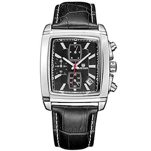 ff8204df5120 Reloj - Megir - Para - MG-M2028  Amazon.es  Relojes