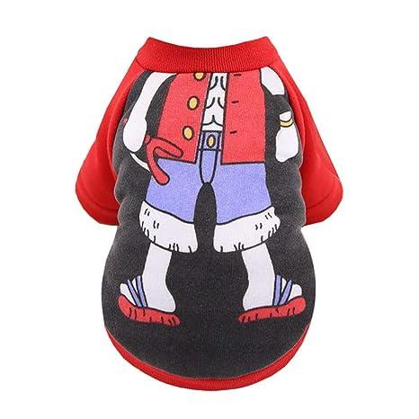 YOMDYSW Ropa para Perros- Winter Warm Dog Jacket Cat Ropa ...