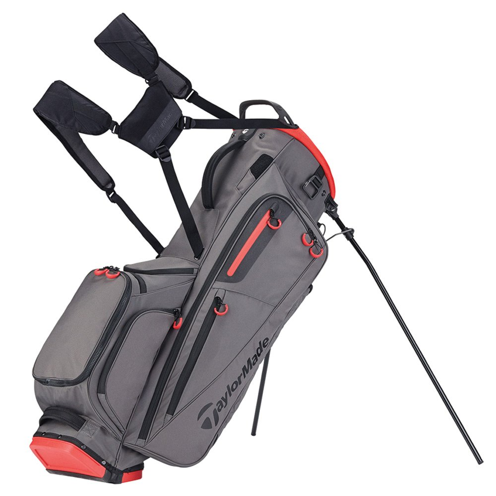 fe98446bd60c Amazon.com   TaylorMade Flextech Golf Bag Black   Sports   Outdoors