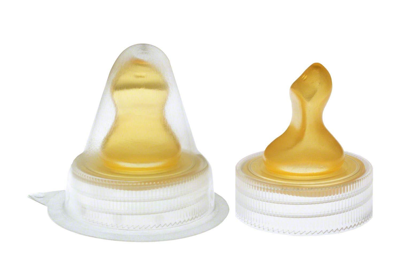 Sterifeed Latex Sterile Baby Teat Pack of 10 Orthodontic
