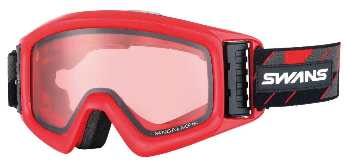 One Size 12-Pack Fiery Red Speedo Speed Socket 2.0 Mirrored Swim Goggle