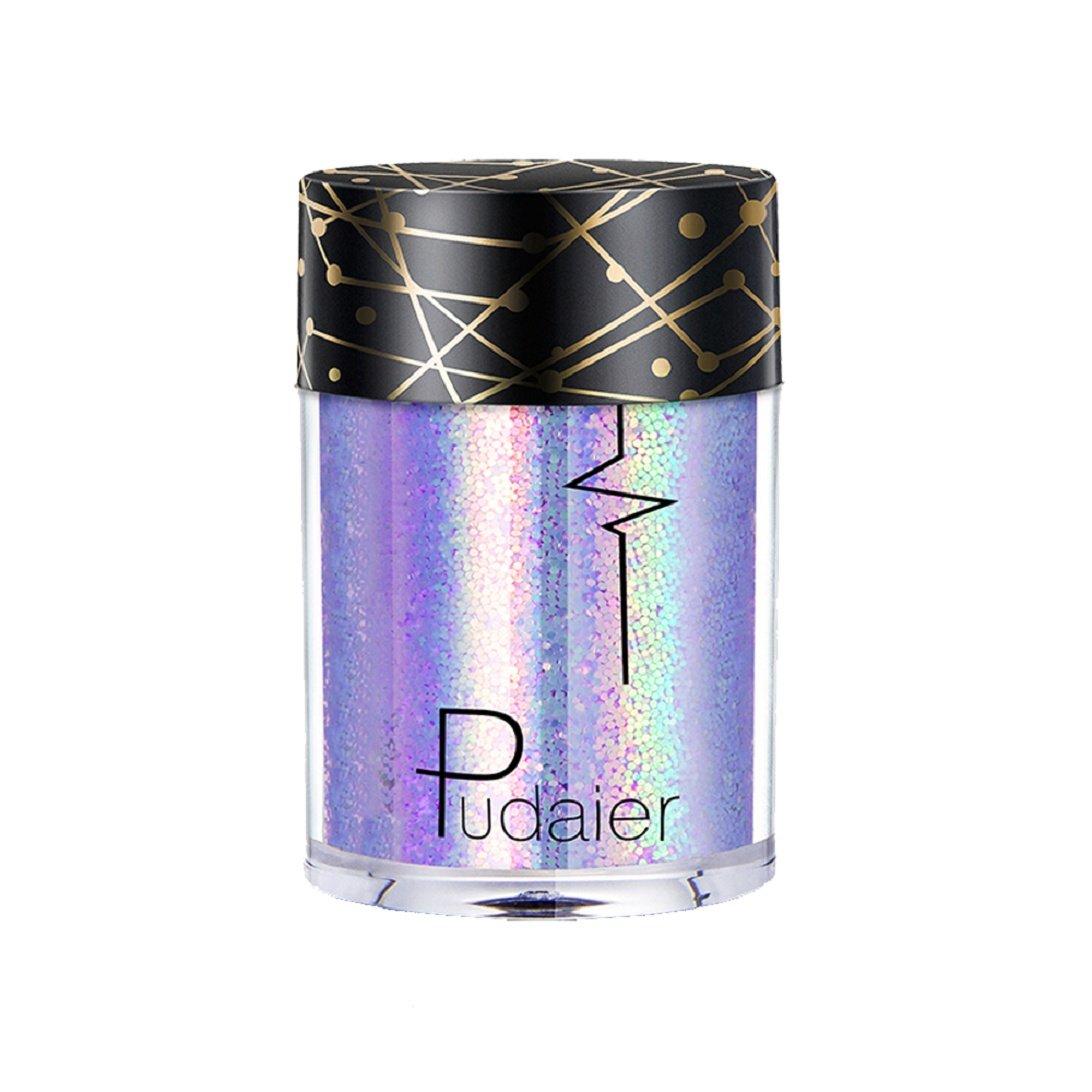 Eyeshadow Palette,Lavany Eye Shadow Palette Powder Single Baked in Metallic Shimmer Colors Optional Eyeshadow,Multi-Function Makeup tools Hot Sale (A) by Lavany (Image #3)