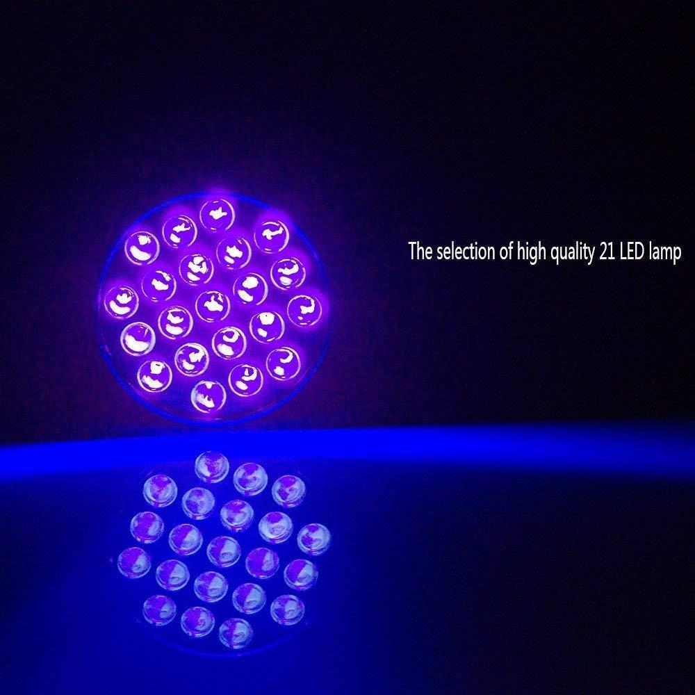 Taschenlampe Versteckte Flecken Hygienelampe Uv Unsichtbare Findet Schwarzlicht Alle OPXTkwiZu