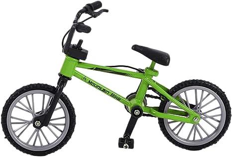 Mini tamaño de aleación de simulación dedo de la bici niños Kid ...