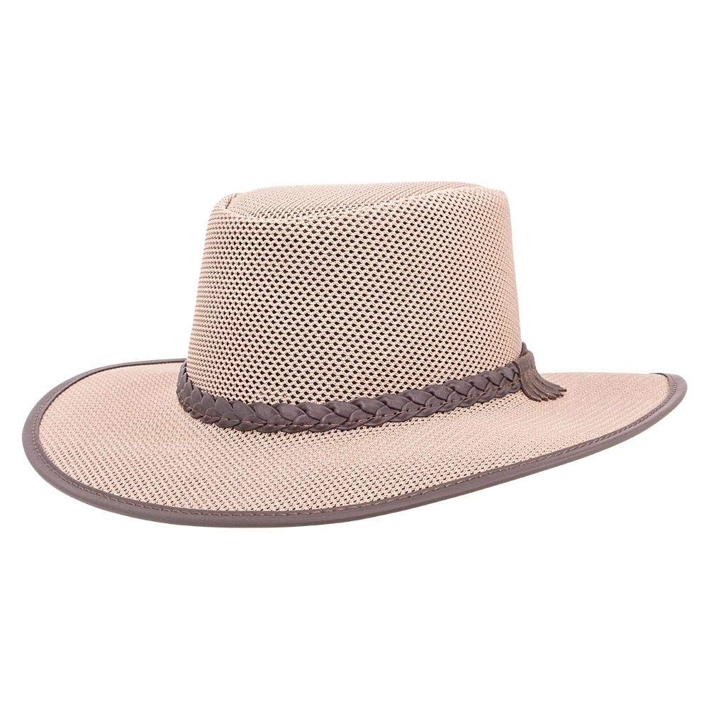 SOLAIR HATS Soaker by American Hat Makers - Sand, X-Large