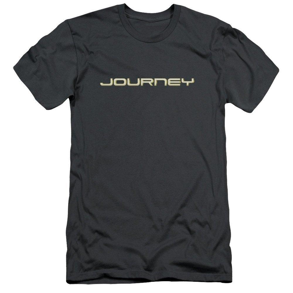 Logo Adult Slim Fit T-Shirt Journey