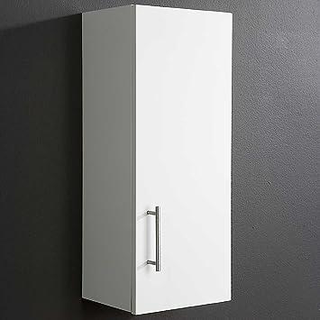 Mountrose Arctic High Gloss Bathroom Wall Cabinet, White: Amazon.co on bathroom wall towel storage basket, bathroom wall cabinets oak, bathroom vanity, bathroom with white cabinets black granite,