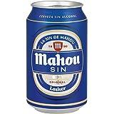 Mahou Sin - Cerveza Sin Alcohol, lata 33 cl