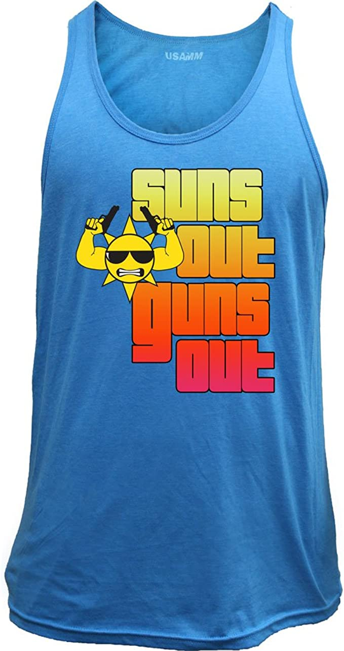 Summer Sun Lifes Better on The Boat Mens Tank Top
