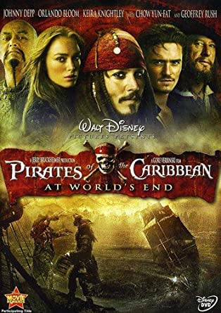 Image result for Pirates of the Caribbean: At World's End