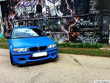 Könighaus 6 87 M2 Blau Matt Autofolie 200 X 152 Cm Blasenfrei Mit Anleitung Auto