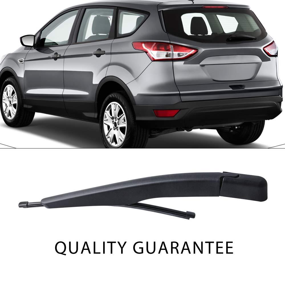 Amazon.com: OTUAYAUTO - Limpiaparabrisas trasero para Ford ...