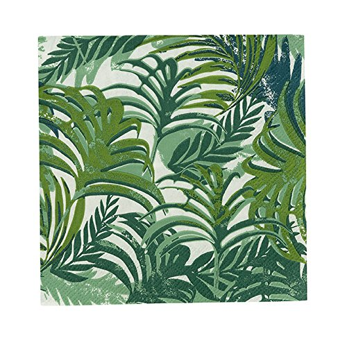 Talking Tables Fiesta Party Supplies | Fiesta Napkins | Great For Jungle Themed Party, Luau Party, Hawaiian Party, Baby Shower And Birthday Decorations | Paper, 20 Pack