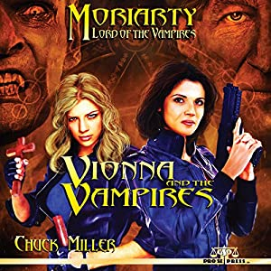 Vionna and the Vampires Audiobook