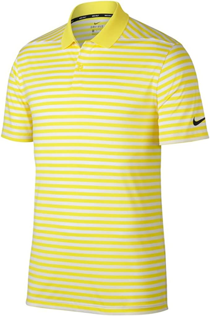 Nike New DRI FIT Victory Stripe Golf