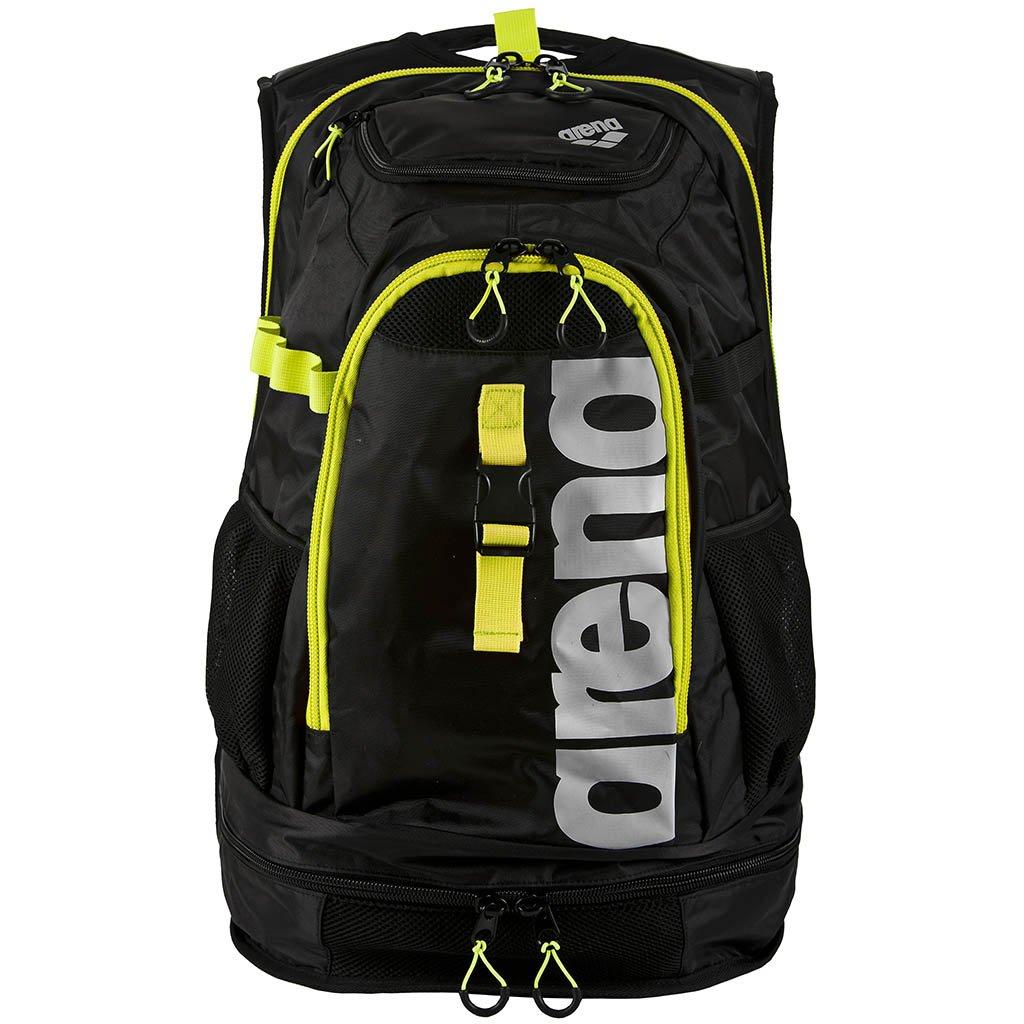 Arena Fastpack 2.1 Backpack- Backpack- Black/fluo Yellow/silver B019KHVA7K