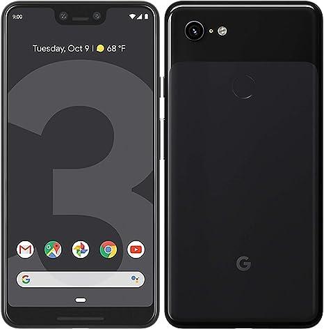 Google Pixel 3 XL 64GB Black, 99928202 (reacondicionado): Amazon ...