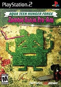 Aqua Teen Hunger Force Zombie Ninja Pro Am Playstation 2