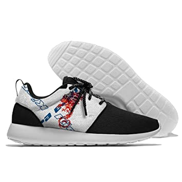Cool Dragon Symbol Mens Fashion Athletic Lightweight Slip-On Sneaker Shoes