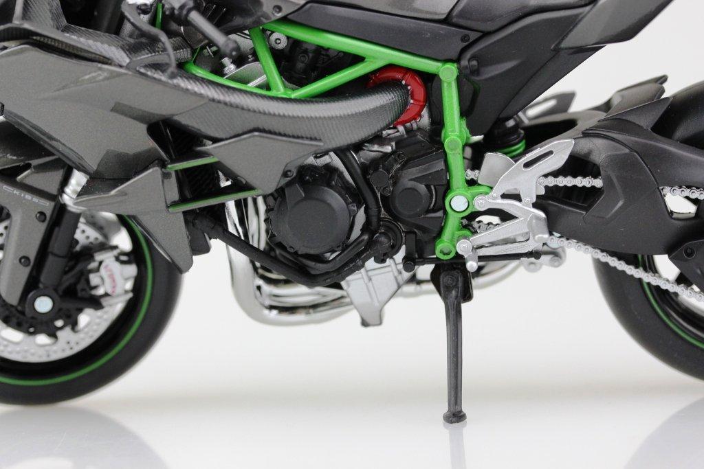 Amazon.com: Skynet 1/12 productos acabados Moto Kawasaki ...