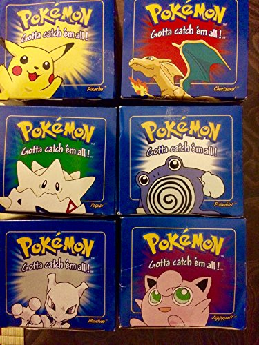 Pokemon Gold Plated Burger Cards