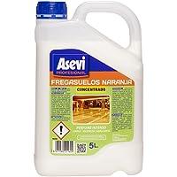 Asevi Profesional 21160 Fregasuelos Naranja - 5000 ml